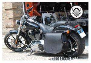 8e331d66cc Softail Saddlebag- Page 2 of 3 - Franco Cuoio - Borse per Harley ...