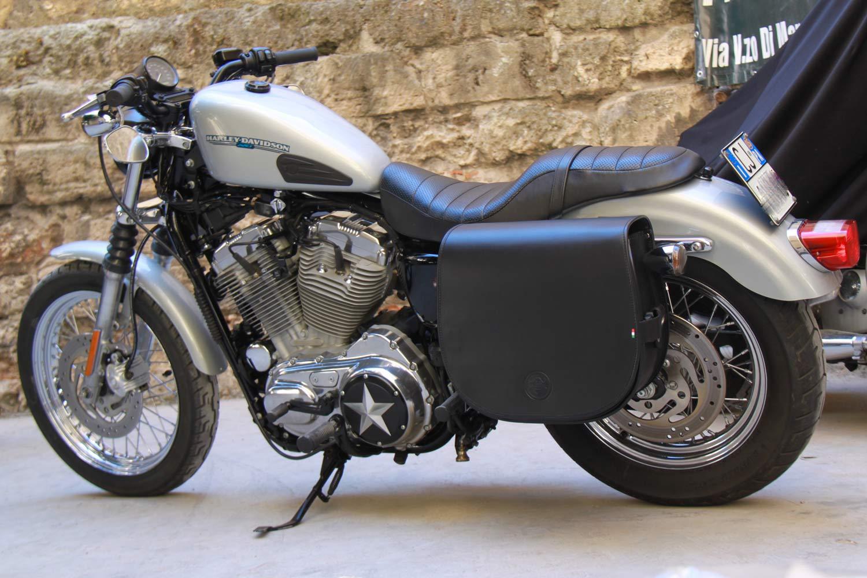 Borsa per moto-  Little Rock – Harley Davidson Sportster