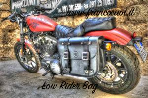 Borsa per Moto – Low Rider Estendibile – Harley Sportster