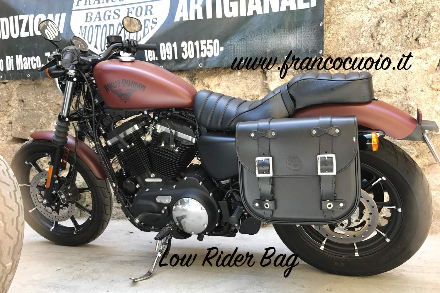 Low Rider For Sportster3