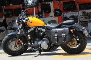 Borsa per Moto Custom Bag Spring – Harley Davidson Sportster