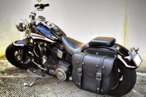 Borsa per moto – Heritage Bag Bar – Harley Davidson