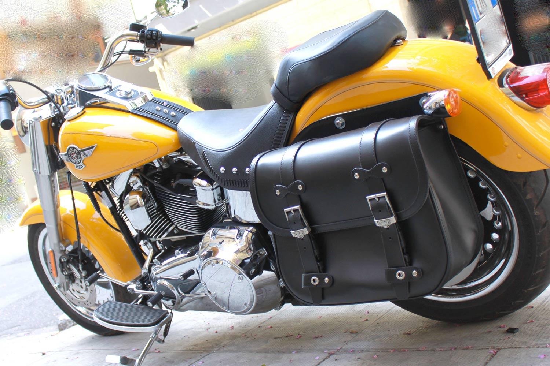 0fb4d7e11d Motorcycle Bag - Heritage Bag Bar - Harley Davidson - Franco Cuoio ...