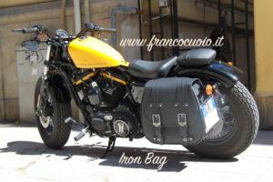 "04 Sacca ""Iron"" per Harley Sportster"