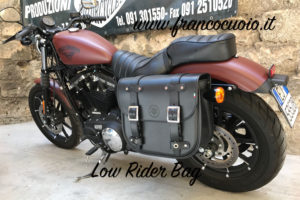 low rider per Sportster