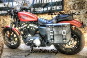 Borsa per Moto – Low Rider Bag – Harley Davidson Sportster