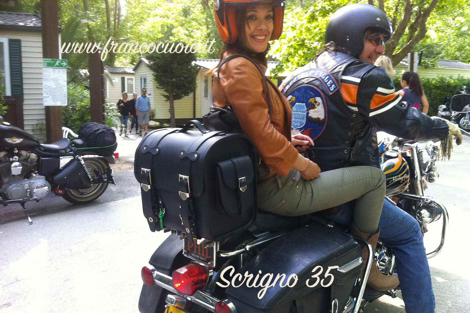 Scrigno 36 Su Touring Copia