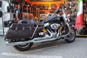 01 Touring Bag Coppia Brown (DEMO)