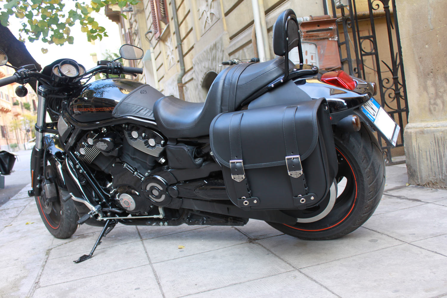 Harley V-rod / Night Rod