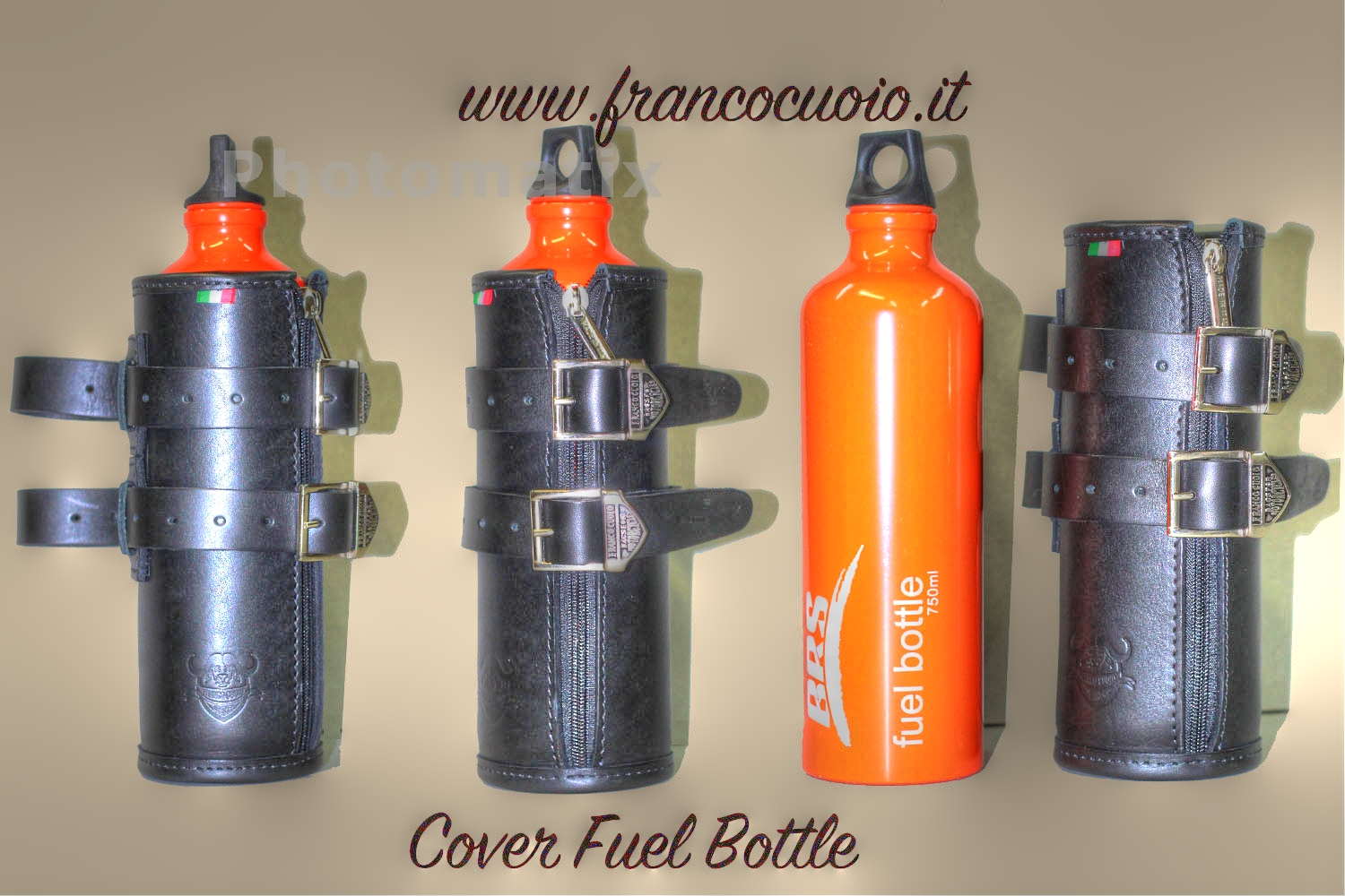 29 Cover Fuel Bottle