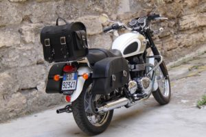 Motorcycle Bag – TOUR-PAK BAG 42 – Harley Davidson