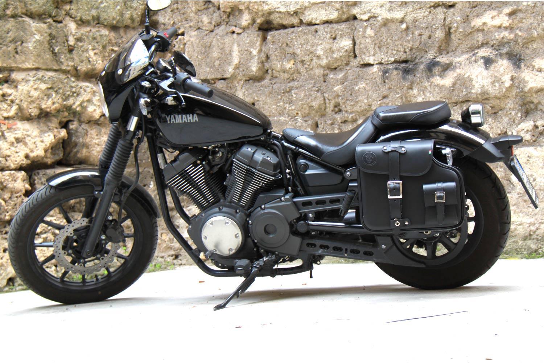 Yamaha Saddlebag