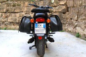 Borsa Per moto – Custom Bag EXT Coppia – Triumph