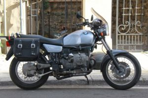 14 Low Rider Bag BMW R 80