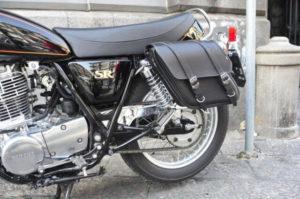Motorcycle Bag – YAMAHA SR 400
