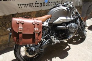 Borsa per moto – BMW NineT Saddlebag