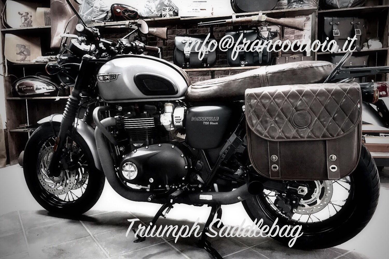 Triumph Saddlebag