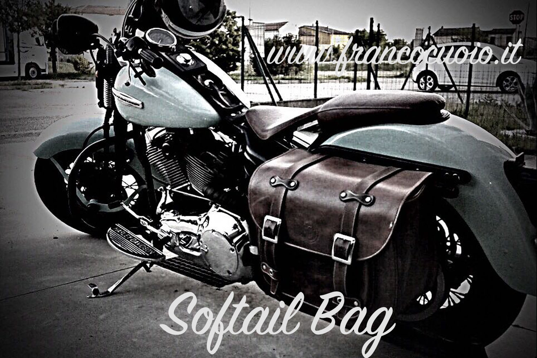 Softail Saddlebag