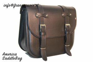 AMERICA-saddlebag