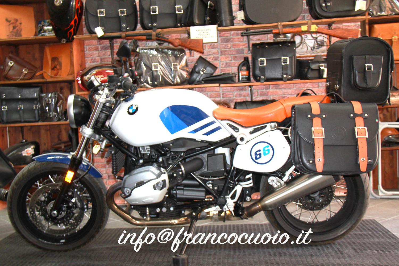 BMW Saddlebag