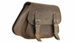 Borsa per Moto –  Thirty Bag – Triumph T 100  Brown