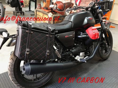 04 Saddlebag V7lll Carbon