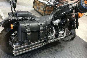 Borsa per Moto – Little Bag Dx – Harley Davidson Slim