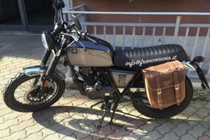 Borsa per Moto – Brixton Vintage Bag  – Singola