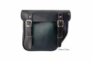 BMW – NineT Little Bag   – Black / Red Sewing -⭐⭐⭐⭐⭐-