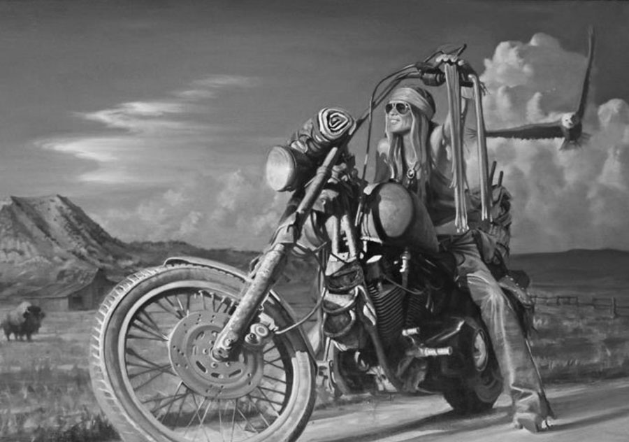 Motorcycles and Motorcyclists