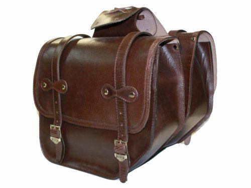 301 City Bike Bag – Brown