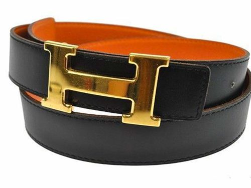 Cinture Hermes double-sided