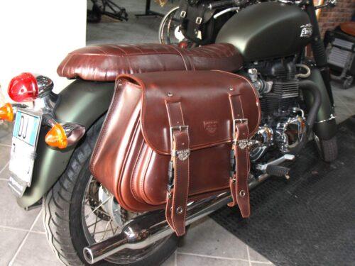 Borse per Moto Triumph